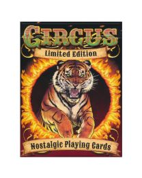 Circus Spielkarten