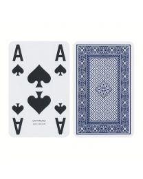 ACE Spielkarten extra sichtbar blau
