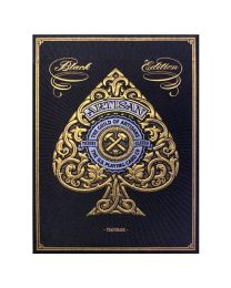 Artisan Playing Cards schwarz