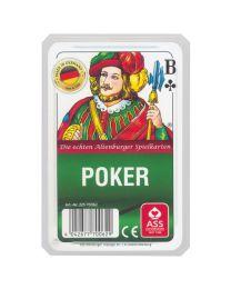 ASS Altenburger Poker Spielkarten französisches Bild