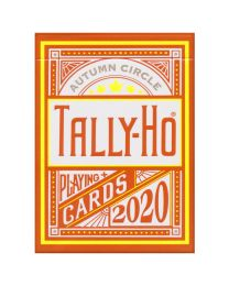 Tally-Ho Autumn Circle Back Spielkarten