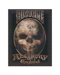Bicycle Alchemy England Spielkarten