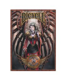 Anne Stokes Steampunk Bicycle Spielkarten