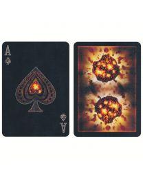 Bicycle Asteroid Spielkarten