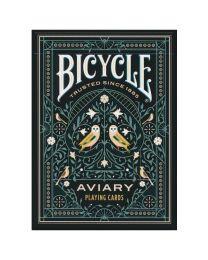 Bicycle Aviary Spielkarten