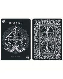 Bicycle Black Ghost Legacy V2 Spielkarten von Ellusionist