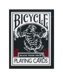 Bicycle Black Tiger Kartendeck