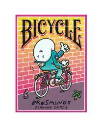 Bicycle Brosmind's Four Gangs Spielkarten