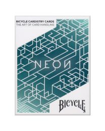 Bicycle Cardistry Cards Neon
