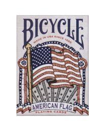 Amerikanische Flagge Spielkarten Bicycle