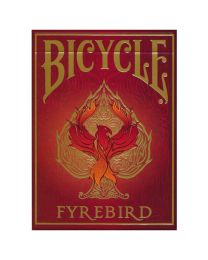 Bicycle FyreBird Spielkarten