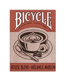 Bicycle Spielkarten House Blend