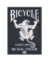 Bicycle Black Tiger Legacy V2 Spielkarten