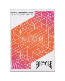 Bicycle Cardistry Karten Neon Orange