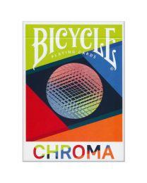 Bicycle Spielkarten Chroma