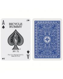 Bicycle Rummy Spielkarten 2er-Pack
