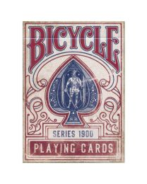 Bicycle Series 1900 Spielkarten rot