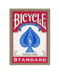 Bicycle 808 Rider Back Standard Spielkarten Rot