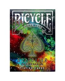 Bicycle Stargazer Nebula Spielkarten