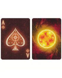 Spielkarten Bicycle Stargazer Sunspot
