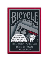 Bicycle Tragic Royalty Spielkarten