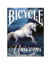 Bicycle Karten Anne Stokes Unicorns