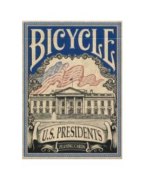 Bicycle U.S. Presidents Spielkarten blau