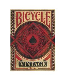 Bicycle Vintage Classic Spielkarten