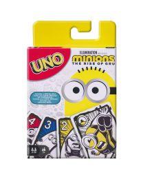 UNO Minions The Rise of Gru Kartenspiel
