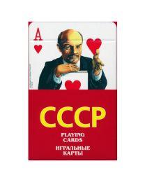 CCCP Spielkarten