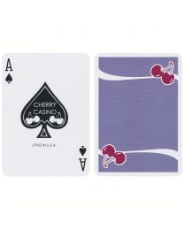 Spielkarten Cherry Casino Fremonts Desert Inn Purple