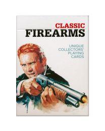 Classic Firearms Spielkarten Piatnik