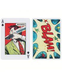 Comic Art Spielkarten Piatnik