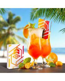 COPAG 310 ALPHA Orange Cardistry Spielkarten