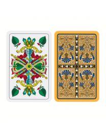Doppelkopf deutsches Bild Spielkarten ASS Altenburger