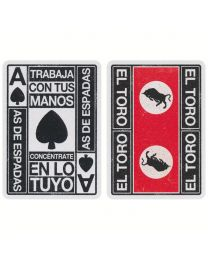 El Toro Playings Cards