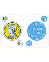 Fournier Baraja Española wasserfeste Spielkarten