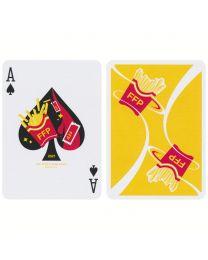Pommes frites Spielkarten
