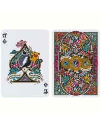 Grateful Dead Spielkarten
