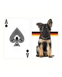 Individuelle Spielkarten Bridge Format