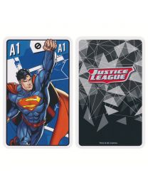 Justice League 4 in 1 Card Games