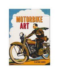 Motorrad Spielkarten Piatnik