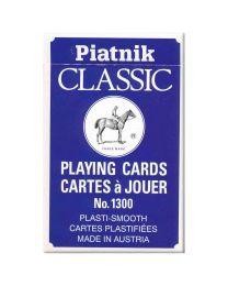 Piatnik Classic Spielkarten blau