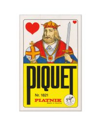 Schweizer Piquet Karten Piatnik