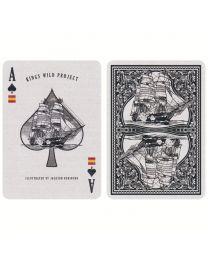 Spielkarten Old Ironsides von Kings Wild Project