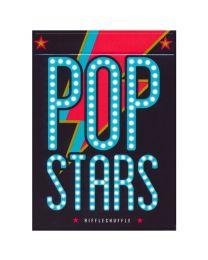 Pop Stars Spielkarten von Riffle Shuffle