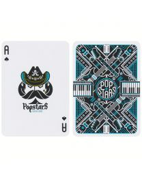 Pop Stars Playing Cards