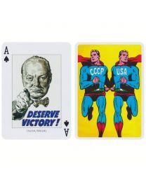 Propaganda Spielkarten Piatnik