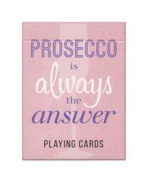 Prosecco Spielkarten Piatnik
