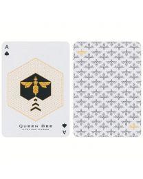 Queen Bee Luxus Spielkarten